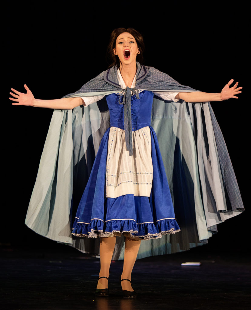 MCHS Student Nominated for Best Leading Actress