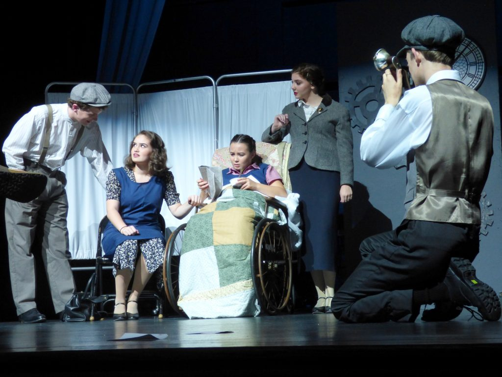 Radium Girls goes to Region 6-AAAAAAA Competition