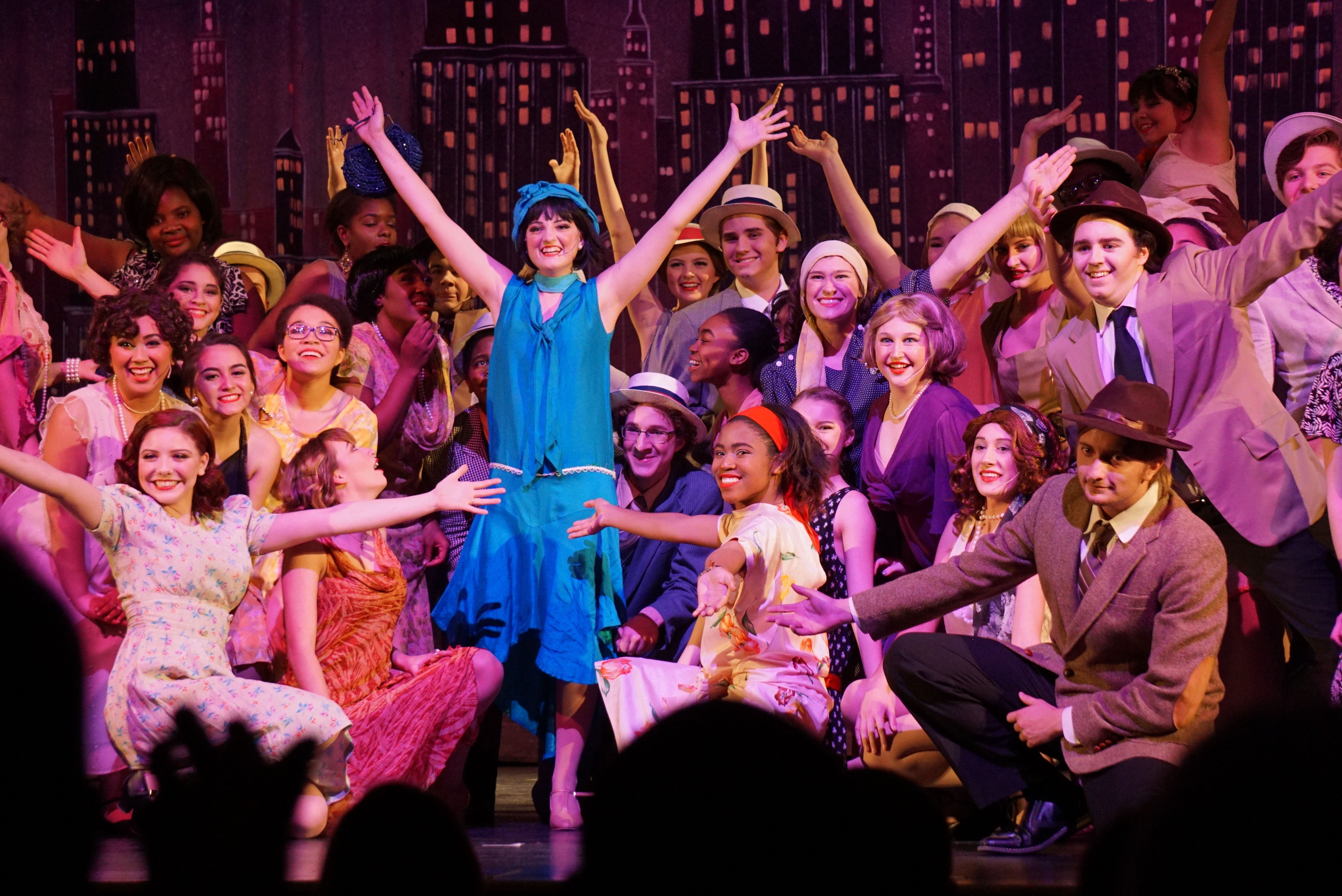 Thoroughly Modern Millie (2018)