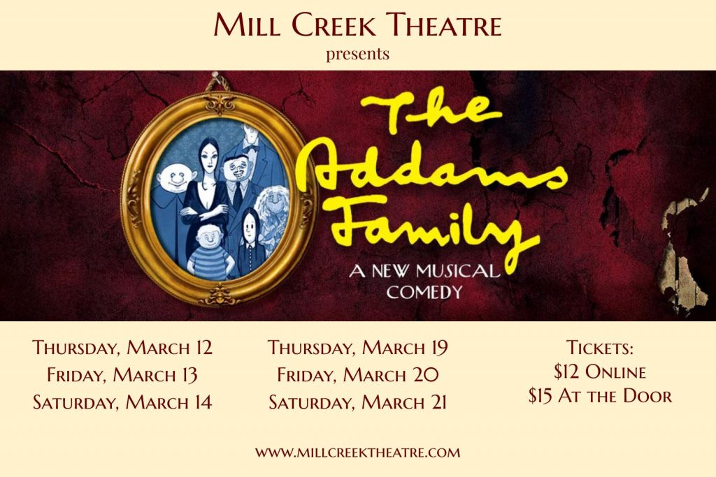 Spring Musical…Save the dates!