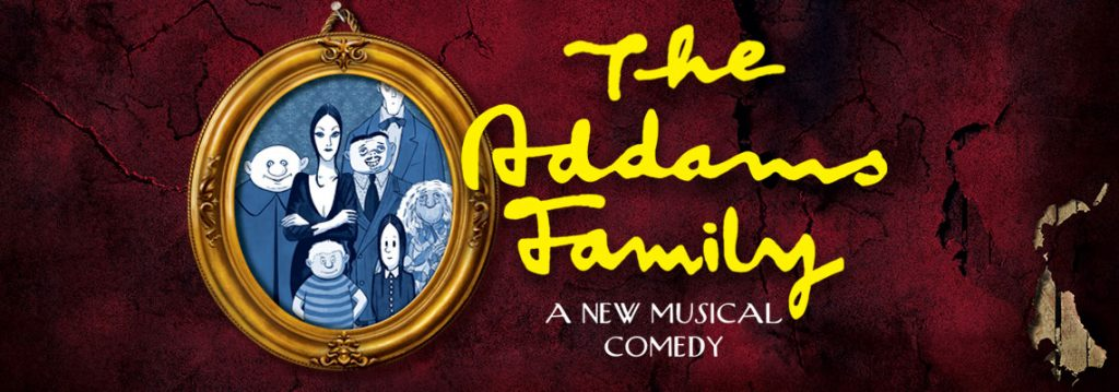The Addams Family Information Page